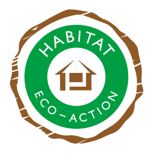 Habitat Eco Action Logo