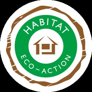 Habitat Eco Action Logo